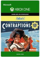 XONE Fallout 4: Contraptions Workshop / Elektronická licence / Add-on