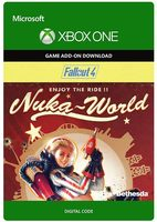 XONE Fallout 4: Nuka-World / Elektronická licence / Add-on