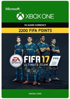 XONE FIFA 17 Ultimate Team FIFA Point 2200 / Elektronická licence / Herní měna