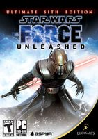 PC Star Wars The Force Unleashed Ultimate Sith Edition / Elektronická licence / Adventura / Angličtina / od 12 let / Hra