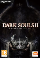 PC Dark Souls II: Scholar of the First Sin / Elektronická licence / RPG / Angličtina / od 16 let