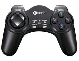 C-TECH Nyx / Gamepad / 1.8m kabel / USB