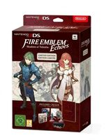 3DS Fire Emblem Echoes: Shadows of Valentia - Limited edition / RPG / Angličtina / od 12 let / Hra pro Nintendo 3DS