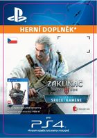 PS4 The Witcher 3: Wild Hunt - Hearts of Stone / Elektronická licence / RPG / Angličtina / od 18 let / DLC