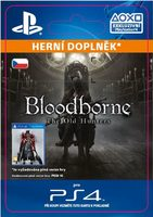 PS4 Bloodborne The Old Hunters / Elektronická licence / RPG / Angličtina / od 16 let / DLC