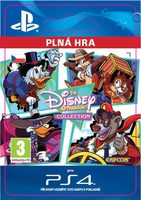 PS4 The Disney Afternoon Collection / Elektronická licence / Plošinovka / Angličtina / od 3 let / Hra pro Playstation 4