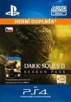 PS4 Dark Souls III - Season Pass / Elektronická licence / RPG / Angličtina / od 16 let / Season Pass