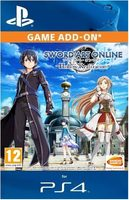 PS4 Sword Art Online: Hollow Realization - Season Pass / Elektronická licence / RPG / Angličtina / Season Pass