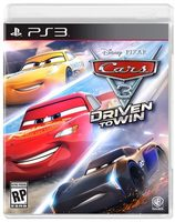 PS3 Cars 3: Driven to Win / Simulátor / Angličtina / od 7 let / Hra pro Playstation 3