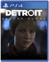 PS4 Detroit: Become Human  / Adventura / Angličtina / od 16 let / Hra na Playstation 4