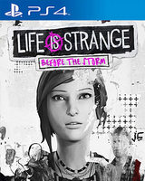 PS4 Life is Strange: Before the Storm / Adventura / Angličtina / od 16 let / Hra pro Playstation 4