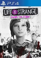 PS4 Life is Strange: Before the Storm Deluxe Edition / Elektronická licence / Adventura / Angličtina / od 16 let