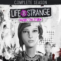 PS4 Life is Strange: Before the Storm Complete Season / Elektronická licence / Adventura / Angličtina / od 16 let