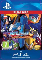 PS4 Mega Man Legacy Collection 2 / Elektronická licence / Arkáda / Angličtina / od 7 let / Hra na Playstation 4
