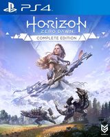 PS4 Horizon Zero Dawn: Complete Edition / RPG / Angličtina / od 16 let / Hra pro Playstation 4