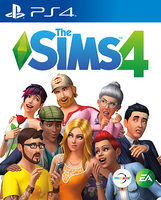 PS4 The Sims 4 / Simulátor / Čestina / od 12 let