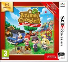 3DS Animal Crossing New Leaf-Welcome amiibo Select / Simulátor / Angličtina / od 3 let / Hra pro Nintendo 3DS