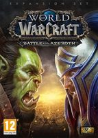 PC World of Warcraft: Battle for Azeroth / Strategie / Angličtina / od 12 let / Hra pro počítač