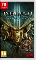 Switch Diablo III Eternal Collection / RPG / Angličtina / od 16 let / Hra pro Nintendo Switch