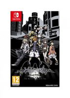Switch The World Ends with You: Final Remix / RPG / Angličtina / od 12 let / Hra pro Nintendo Switch