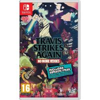 Switch Travis Strikes Again: No More Heroes / RPG / Angličtina / od 16 let / Hra pro Nintendo Switch