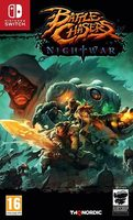 Switch Battle Chasers: Nightwar / RPG / Angličtina / od 16 let / Hra pro Nintendo Switch