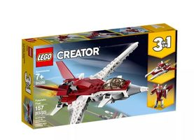 LEGO Creator aircraft of the future -31086