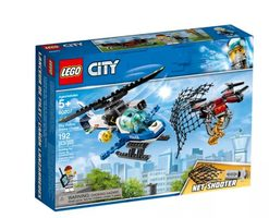 LEGO 60207 City police drone hunting