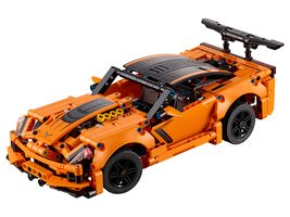 LEGO Technic 42093 Chevrolet Corvette ZR1 / 579 kostek / 9+ let