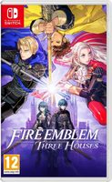 Switch Fire Emblem: Three Houses / Strategie / Angličtina / od 12 let / Hra pro Nintendo Switch