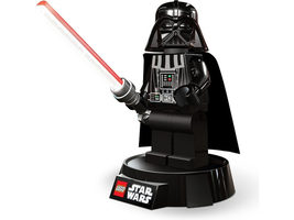 LEGO Star Wars Darth Vader / stolní lampa / 12 LED světel
