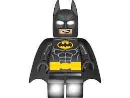 LEGO Batman Movie Batman baterka se svítícíma očima / svítilna / od 6 let