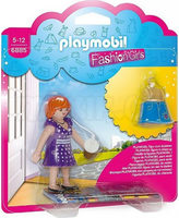 Playmobil 6885 Fashion Girl - Město / od 5 let
