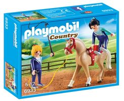 Playmobil Country 6933 Drezura /od 5 let / výprodej