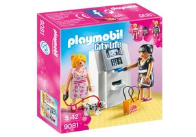 Playmobil 9081 Bankomat / od 5 let