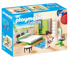 Playmobil City Life 9271 Ložnice /od 4 let