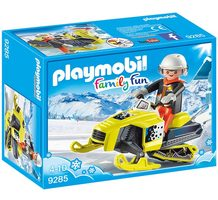 Playmobil Family Fun 9285 Sněžný skútr /od 4 let