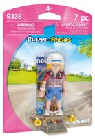 Playmobil PLAYMO-FRIENDS 9338 Skateboardistka /od 4 let