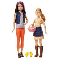 Mattel GCK85 Barbie Sweet Orchad Farm - Skipper a Stacie / věk od 3 let