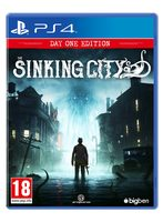 PS4 The Sinking City Day One Edition / Adventura / CZ titulky / od 18 let / Hra pro Playstation 4