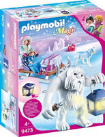 Playmobil Magic 9473 Sněžný trol se sáňkami /od 4 let
