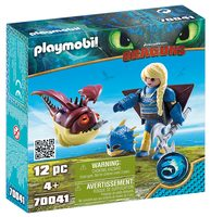 Playmobil Dragons 70041 Astrid a Trnožrout /od 4 let