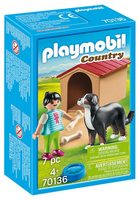 Playmobil Country 70136 Pes s boudou /od 4 let