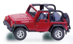 Siku Farmer 4870 Jeep Wrangler / 1:32 / od 3 let