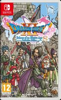 Switch Dragon Quest XI S: Echoes - Def. Edition / RPG / Angličtina / od 12 let / Hra pro Nintendo Switch