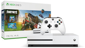 Microsoft Xbox One S 1TB - Fortnite Edition