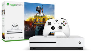 Microsoft Xbox One S 1TB - PLAYERUNKNOWN'S BATTLEGROUNDS Edition