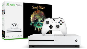 Microsoft Xbox One S 1TB - Sea of Thieves Edition