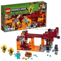 LEGO Minecraft 21154 Most ohniváků / 372 kostek / 8+ let