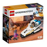 LEGO Overwatch 75970 Tracer vs. Widowmaker / 129 kostek / 8+ let